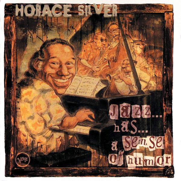 """10. """"I Love Annie's Fanny"""" (<i>Jazz Has a Sense of Humor</i>; Verve, 1998)"""