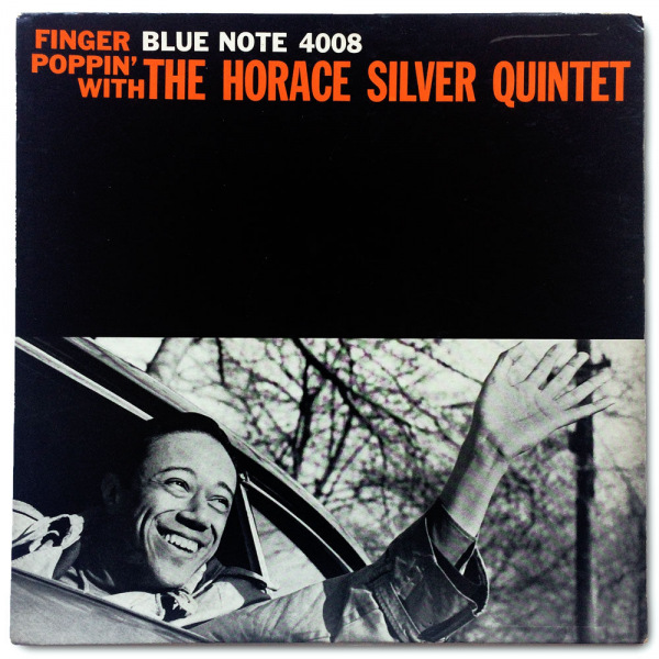 """3. """"Juicy Lucy"""" (<i>Finger Poppin' with the Horace Silver Quintet</i>; Blue Note, 1959)"""