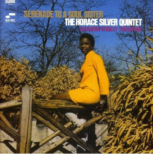 """6. """"Psychedelic Sally"""" (<i>Serenade to a Soul Sister</i>; Blue Note, 1968)"""