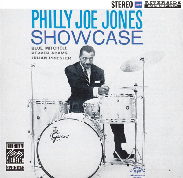 Philly Joe Jones: <i>Showcase</i> (Riverside, 1960)