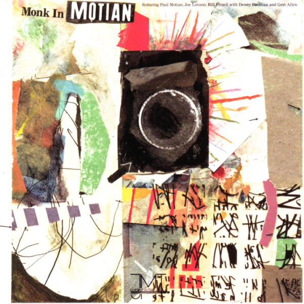 Paul Motian: <i>Monk in Motian</i> (JMT, 1988)