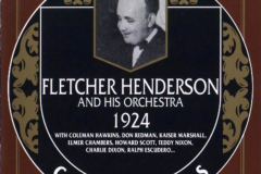 "4. Fletcher Henderson: ""Ghost of the Blues"" (1924 Emerson single; appears on <em>Fletcher Henderson & His Orchestra 1924 Vol. 1</em>, Classics, 1996)"