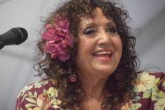 Maria Muldaur 2019 New Orleans Jazz And Heritage Festival
