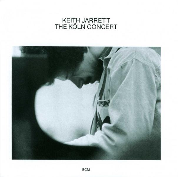 4. Keith Jarrett: <i>The Köln Concert</i>