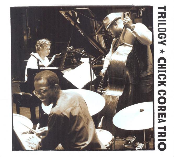 Chick Corea Trio: <i>Trilogy</i> (Stretch/Concord Jazz, 2014)