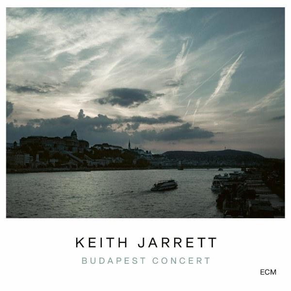 14. Keith Jarrett: <i>Budapest Concert</i> (ECM)