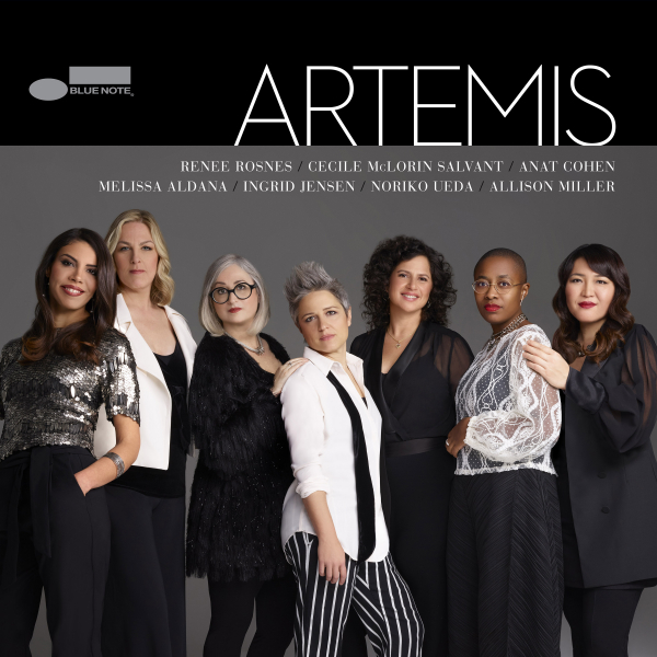 18. Artemis: <i>Artemis</i> (Blue Note)