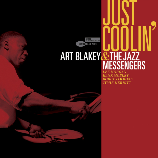 2. Art Blakey & the Jazz Messengers: <i>Just Coolin'</i> (Blue Note)