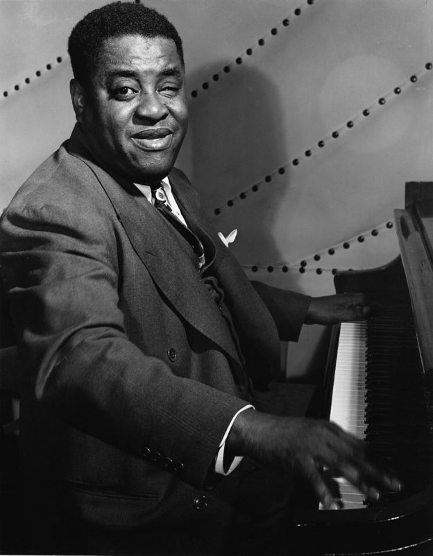 Today, Art Tatum would have been 88. His music survives and continues to astound. This weekend, after working my way through his Solo and Group Masterpieces on Pablo, which included such collaborators as Roy Eldridge, Lionel Hampton and Ben Webster, I'm listening to a Verve reissue, 20th Century Piano Genius, recorded live at several Beverly […]