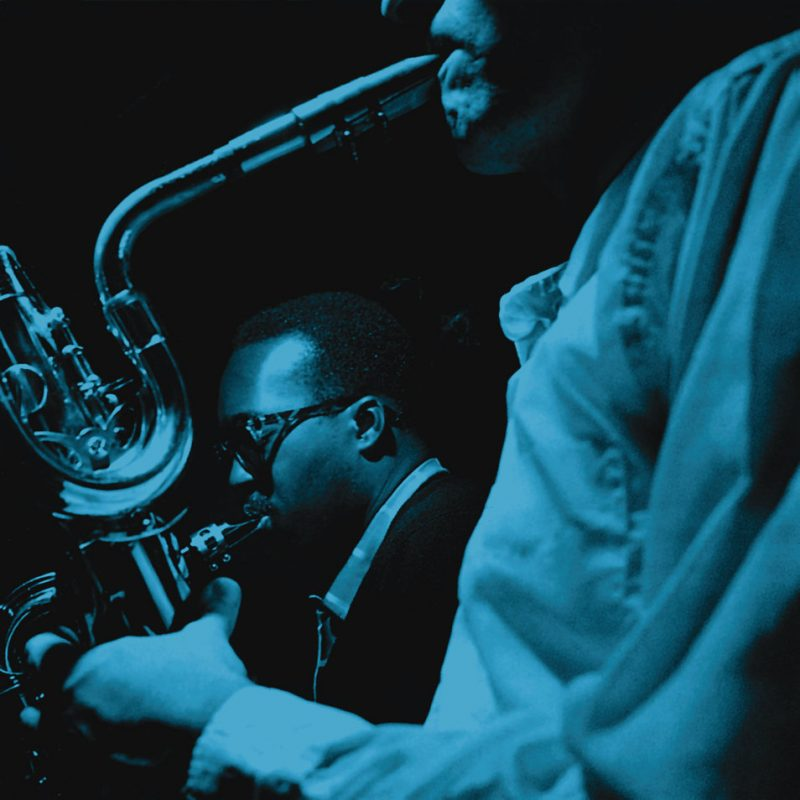 Hank Mobley and Pepper Adams