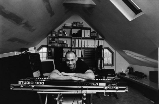Joshua Redman at home image 0