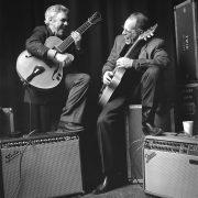 Jimmy Bruno and Joe Beck image 0