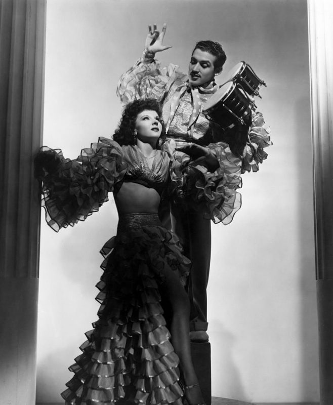 Jack Costanzo and Marda in 1946 or 1947