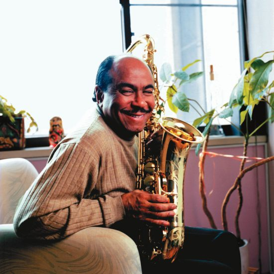Benny Golson at home image 0