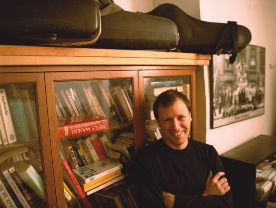 Chris Potter at home image 0