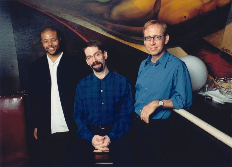 Nasheet Waits, Fred Hersch and Drew Gress