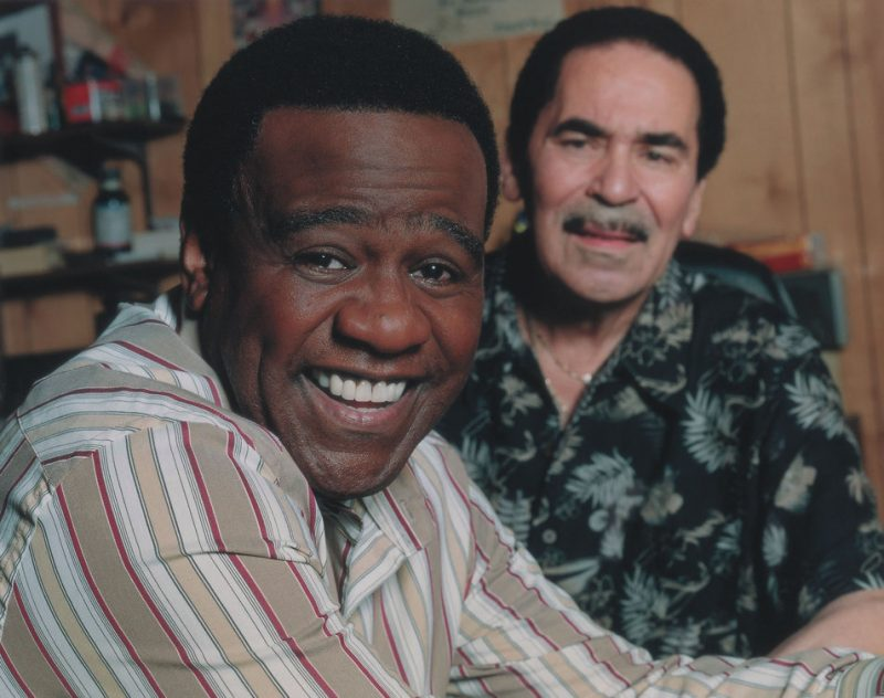 Al Green and Willie Mitchell