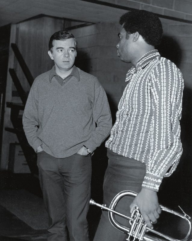 Creed Taylor and Freddie Hubbard