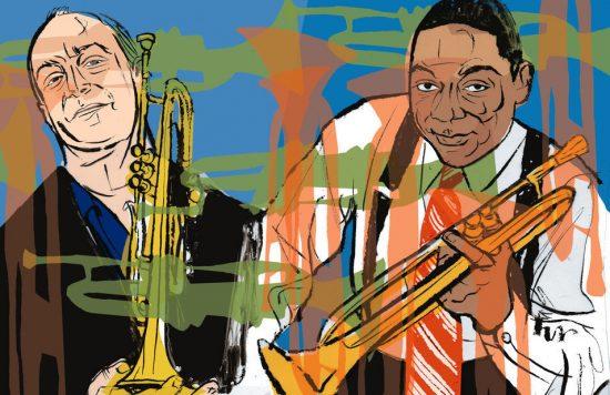Dave Douglas, Wynton Marsalis illustration image 0
