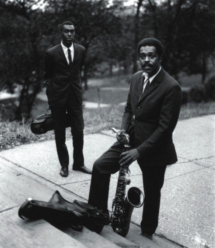 Albert and Donald Ayler, New York 1966