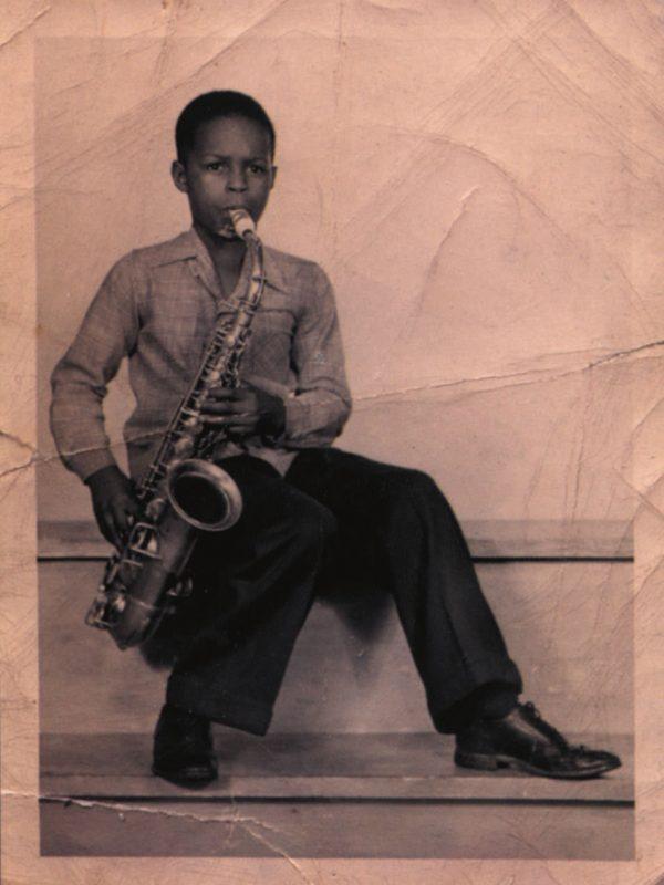 Albert Ayler at 12