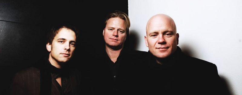 Tord Gustavsen with bassist Harold Johnsen and drummer Jarle Vespestad