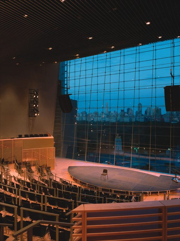 Jazz at Lincoln Center's Allen Room