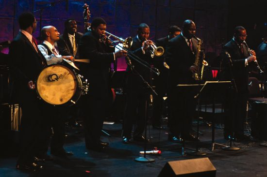 Wynton Marsalis and Co. mourn/celebrate New Orleans image 0