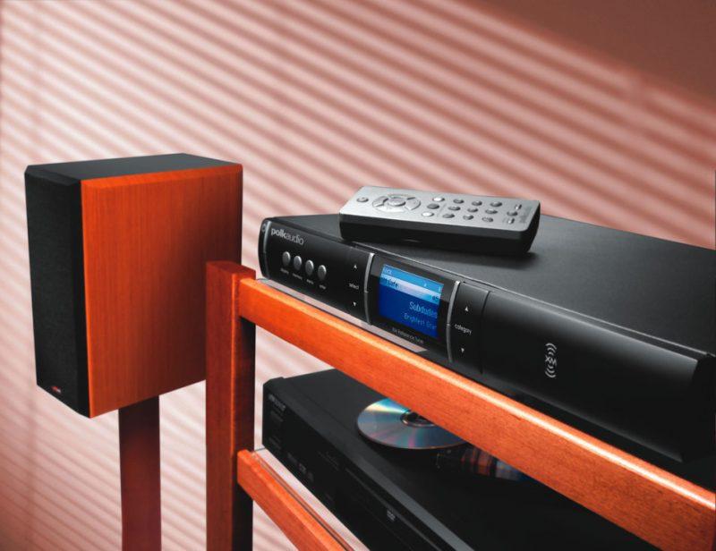 Polk Audio XRt12 XM Reference tuner