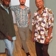 Chinna Smith, Charlie Hunter and Ernest Ranglin image 0