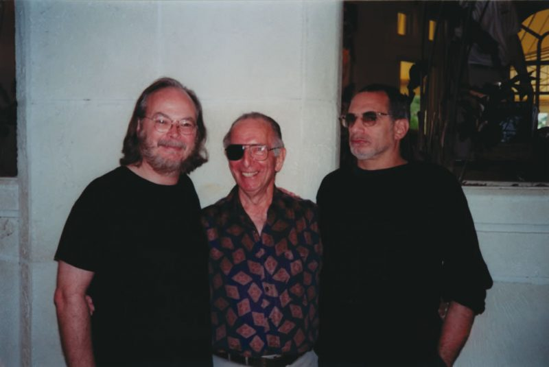 Walter Becker, Mort Fega and Donald Fagen