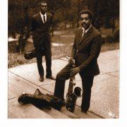 Donald and Albert Ayler, New York 1966 image 0