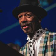 Ornette Coleman is the subject of debate, through a research paper presented at the conference, as well as praise, with a commission honoring his work. image 0