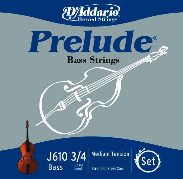 Prelude Bass Strings