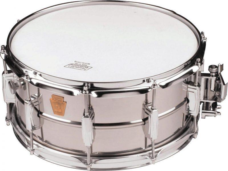 """Ludwig """"The Chief"""" Titanium Snare Drum"""