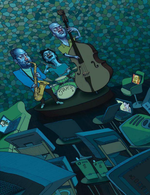 Jazz Artists and MySpace