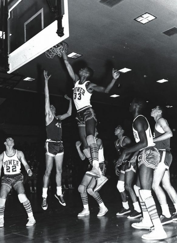 Excerpted from On The Shoulders of Giants by Kareem Abdul-Jabbar