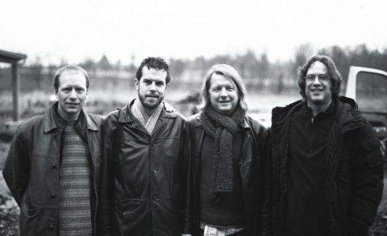 Kim Bock Quartet (L to R): Kim Bock, David Smith, Adam Armstrong and Peter Retzlaff image 0