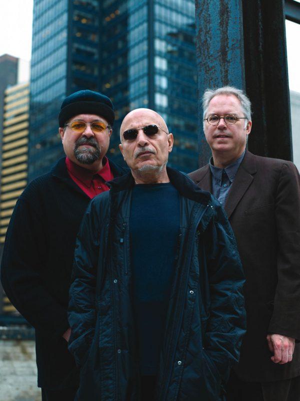 Motian Trio: Joe Lovano, Paul Motian and Bill Frisell