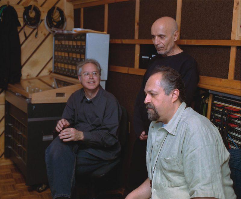 Bill Frisell, Paul Motian, and Joe Lovano