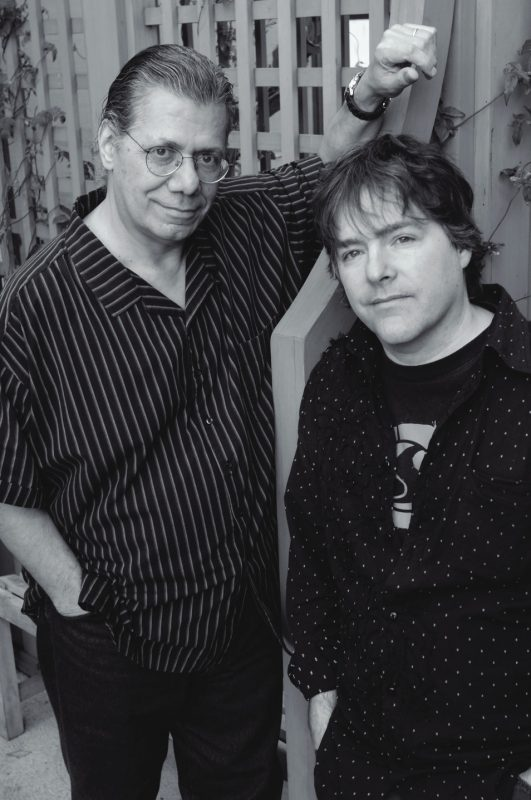 Chick Corea and Bela Fleck