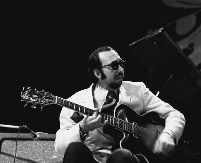 Barney Kessel, Boston Globe Jazz Festival, Boston 1967