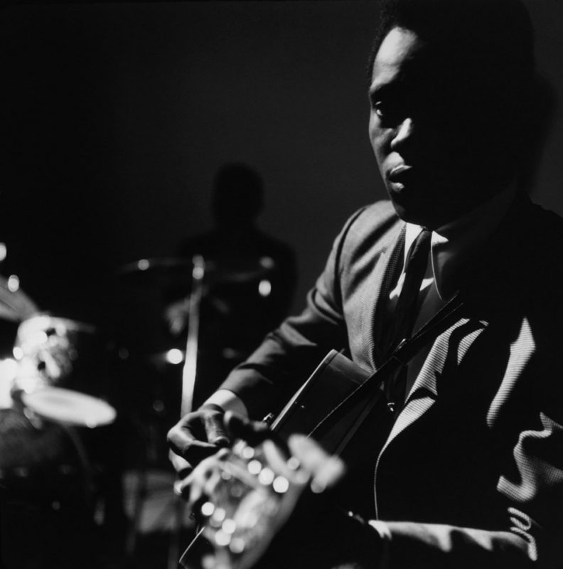 George Benson, WGBH-TV, Boston 1969