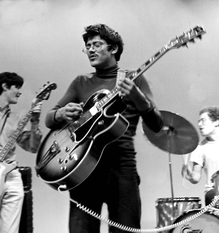 Larry Coryell, WGBH-TV, Boston 1969