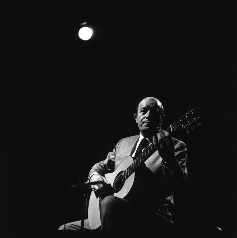 Charlie Byrd, WGBH-TV, Boston 1965