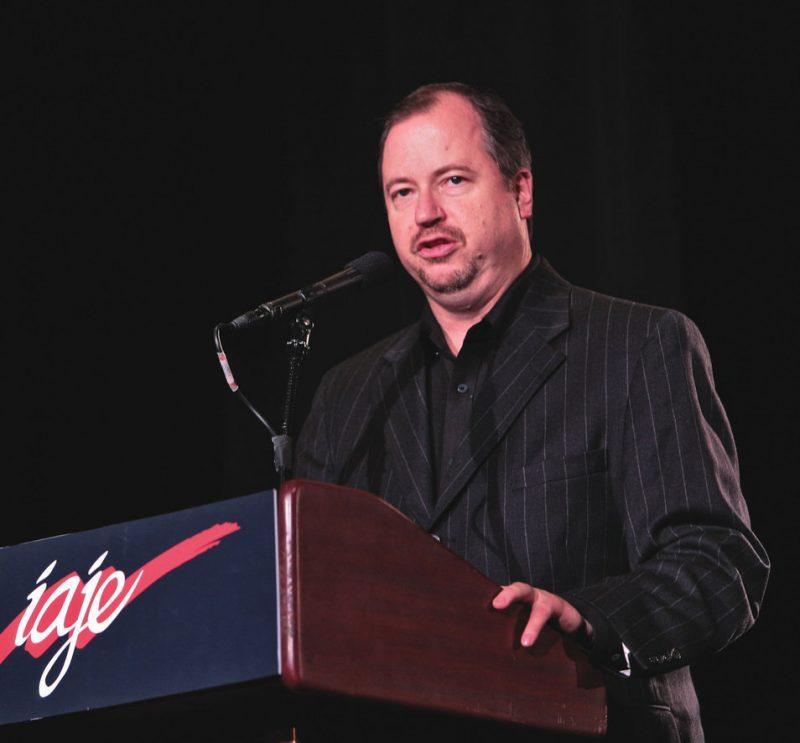 Former IAJE Director Bill McFarlin