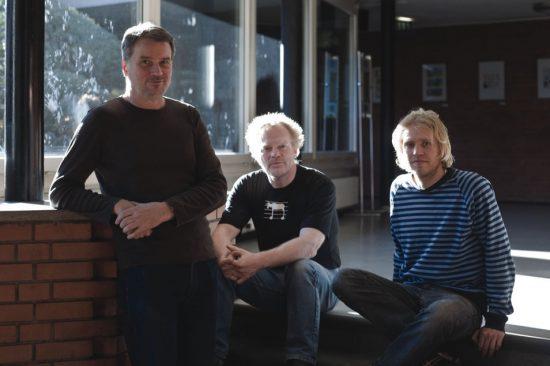 Bobo Stenson Trio, from left: Stenson, Anders Jormin and Jon Fält image 0