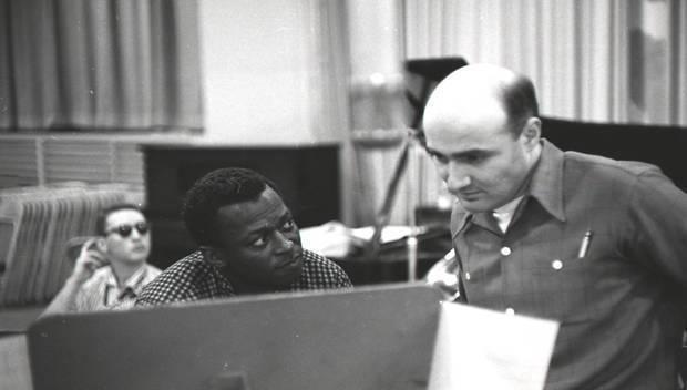Miles Davis and George Avakian