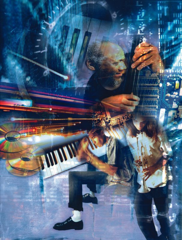 What is the future of jazz? Better yet, what is the future of humankind? With existence temporal at best, it seems likely that humankind's long standing fascination with the future is more a longing for survival than the search for a road map to buried treasure. Late one night, while assembling this missive and pondering […]