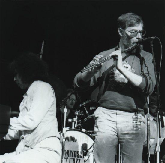 Toshiko Akiyoshi and Lew Tabackin, Newport Jazz at Saratoga,  image 0